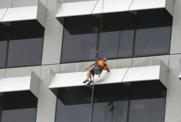 Commercial Window Cleaning OKC City