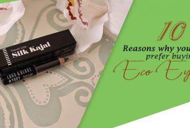 10 Reasons why you should prefer buying Eco Eyelin