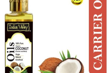 100% pure carrier coconut oil