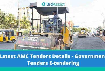 latest Amdavad Municipal Corporation tenders update - 2021,